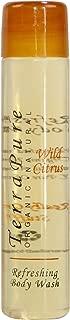 Terra Pure Wild Citrus Body Wash Soap, Travel Size Hotel, 1 oz (Case of 125)
