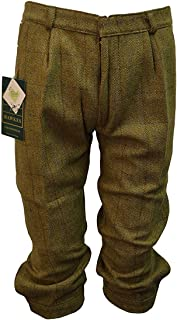 Walker and Hawkes Men's Derby Tweed Shooting Plus Fours Breeks Trousers