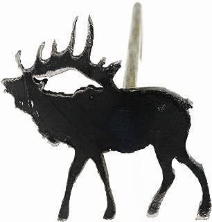 Branding Iron Elk