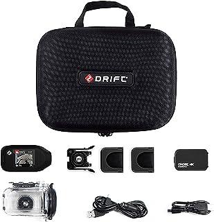 Drift HD Ghost 4k UHD Moto Acción cámara para Casco + Gratis Funda & Pantalla LCD