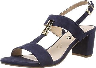 934cf3cdd62bc CAPRICE Women's Edison Ankle Strap Sandals