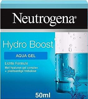 Neutrogena Hydro Boost Aqua Gel, vochtinbrengende gel, vochtinbrengende crème, normale en gemengde huid, olievrij, 50 ml