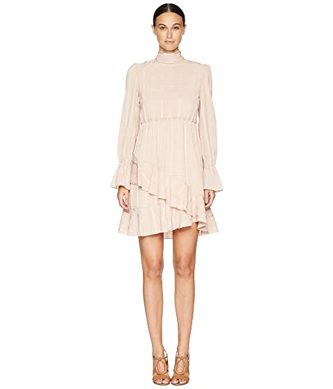 See by Chloe Tie Neck Dress