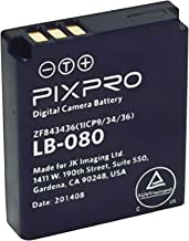 Kodak SP360 4K SP360 Battery Camcorder Battery, Black (BAT-Battery-BK-US) (Renewed)