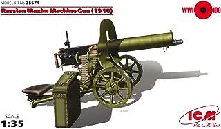 ICM Models Russian Maxim (1910) Machine Gun