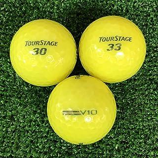 Aランク ツアーステージ V10 2010年 スーパーイエロー 12球 ロストボール 【ECOボール】