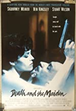 Death and the Maiden 1994 S/S Rolled Movie Poster 27x40