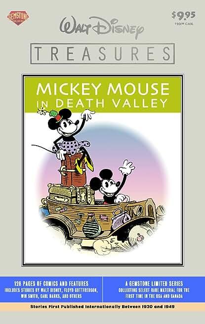 Walt Disney Treasures - Mickey Mouse: In Death Valley