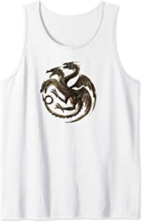 Cool Chinese Dragon Tank Top