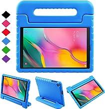 NEWSTYLE Funda para Samsung Galaxy Tab A 10.1 2019,Ligero y Super Protective Funda diseñar Especialmente para los niños para Galaxy Tab A 10.1 2019 SM-T510/ T515 (Azul)