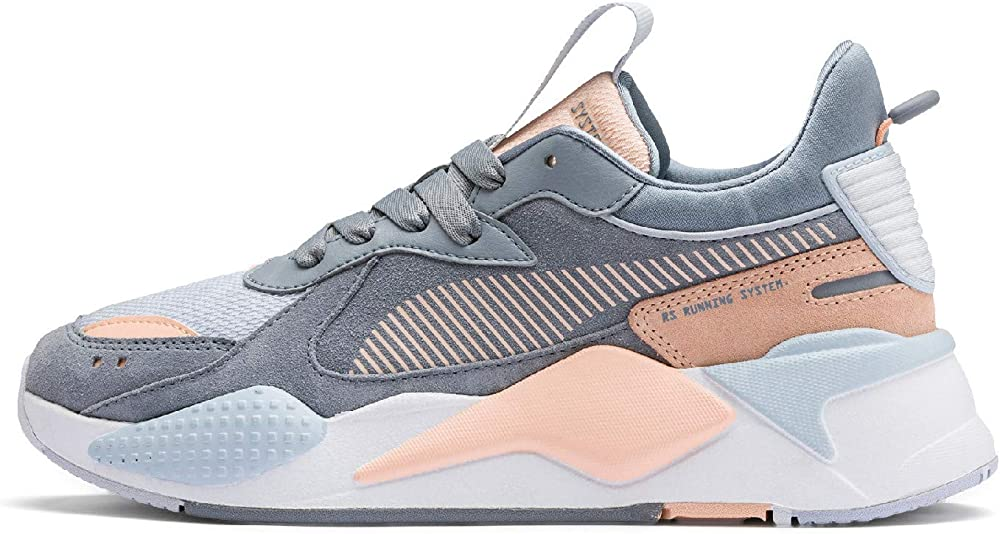 Puma basket rs-x reinvent sneakers casual da donna 371008-03