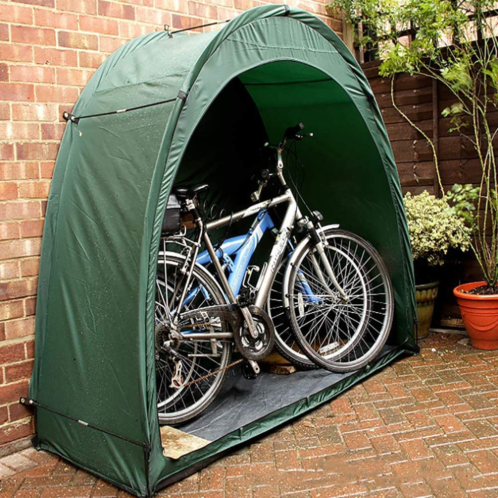 MY-COSE Bike Storage Shed Detroit Mall Tent with Cover Bicycle All items free shipping Shelter