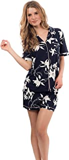 Women's Sleepwear Two-Piece Pajama Set, Pajama Top and Pants, Soft Comfortable Lightweight PJ Set for Women