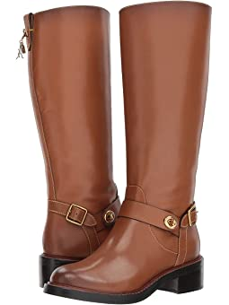 코치 서튼 부츠 COACH Sutton Boot,Saddle Leather