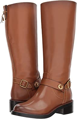 COACH Sutton Boot,Saddle Leather