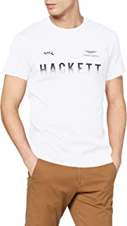 Men's AMR Graphic T-Shirt, White