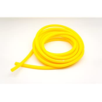 5 feet .125|3mm - Red 1//8 ID High Performance Silicone Vacuum Hose