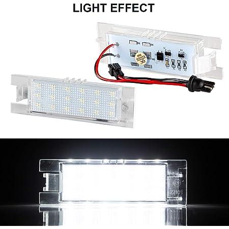 Led Kennzeichenbeleuchtung Nummernschildbeleuchtung 902 5 Auto