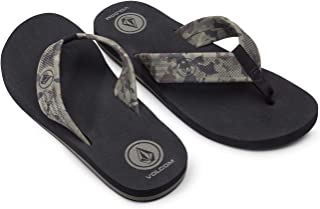 Volcom Men's Daycation Flip Flop Sandal