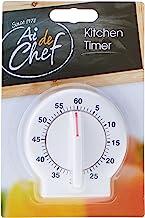 Ai De Chef 6277 Kitchen Timer, White