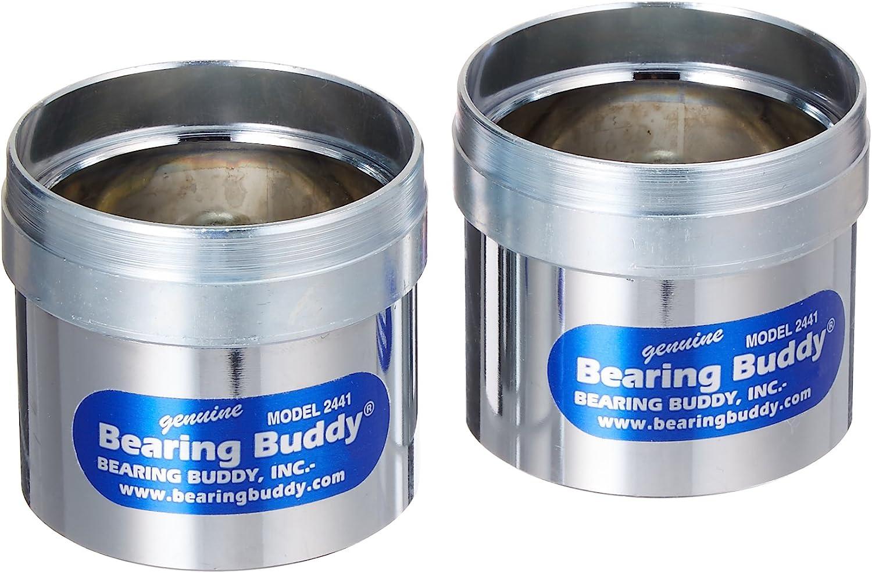 Bearing Buddy - 3000.0886 42440 Protector 2.441 Chrome Free free shipping shipping