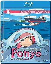 Ponyo En El Acantilado Blu-Ray [Blu-ray]