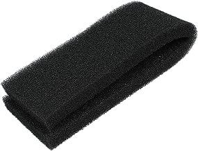 uxcell Black Biochemical Absorbent Sponge Filter 25.2