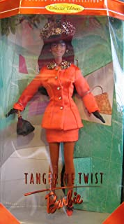 Mattel Tangerine Twist Barbie AA Doll - Collector Edition Fashion Savvy Collection by Kitty Black Perkins (1997)