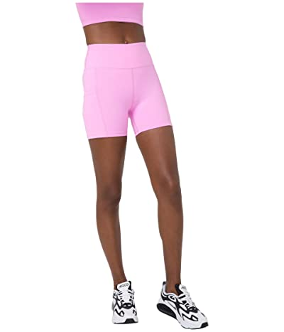 YEAR OF OURS Tennis Shorts (True Pink) Women