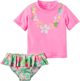 e88303502a Amazon.com: Carter's - Rash Guard Sets / Two-Pieces: Clothing, Shoes ...