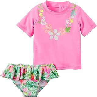 1534ca1f3 Amazon.com: Carter's - Rash Guard Sets / Two-Pieces: Clothing, Shoes ...