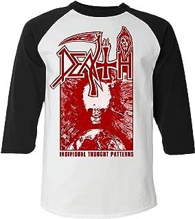 Death - Individual Thought Patterns Raglan Longsleeve Shirt