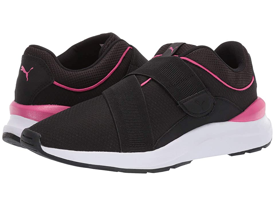 PUMA Adela X (Puma Black Fuchsia Purple) Women s Shoes 8526decd8
