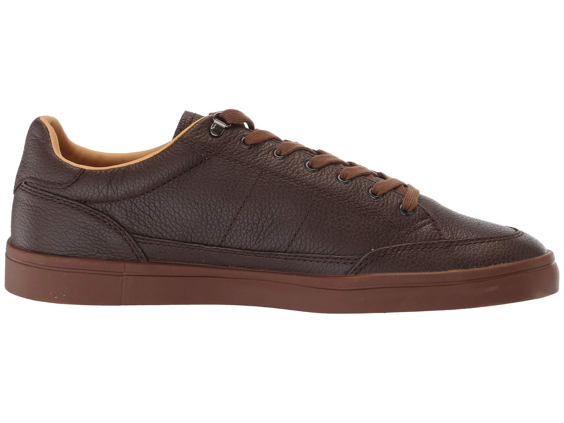 Perry Dark Deuce Chocolate Leather Fred Premium dvpIwnnq