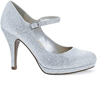 Women's Dennis Mary Jane High Heel