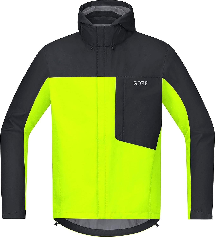 GORE WEAR OFFer Men's Waterproof Jacket Popular overseas Hooded Bike