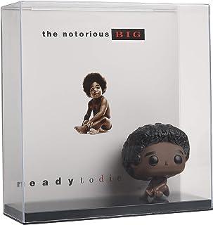 Funko Pop! Álbumes: Notorious B.I.G. - Listo para morir, con carcasa rígida