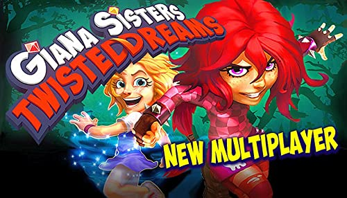 Giana Sisters: Twisted Dreams [PC Code - Steam]