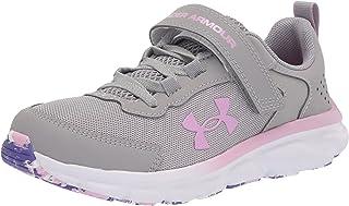 Under Armour Unisex-Child Pre-School Assert 9 Alternate Closure Running Shoe