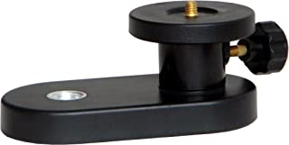 Johnson Level and Tool 40-6863 Tripod Adapter 5/8-Inch-11 to 1/4-Inch-20