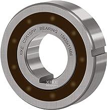 XiKe 1 Pack CSK15PP Bearings 15x35x11mm, One Way Bearing with Keyway Sprag or Clutch Freewheel Backstop.
