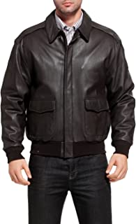 a2 goatskin leather jacket