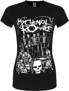 My Chemical Romance Women's Dead Parade T-Shirt Black