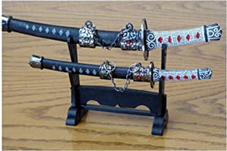 Polar Bear's Decor HOT SALE! Samurai Katana Sword Ninja Letter Opener Paper Knife/Stainless-steel Blade