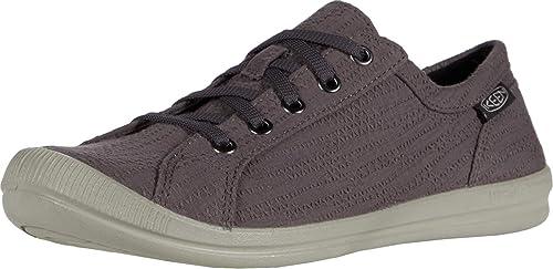 11.KEEN Women's Lorelai Sneaker Hemp