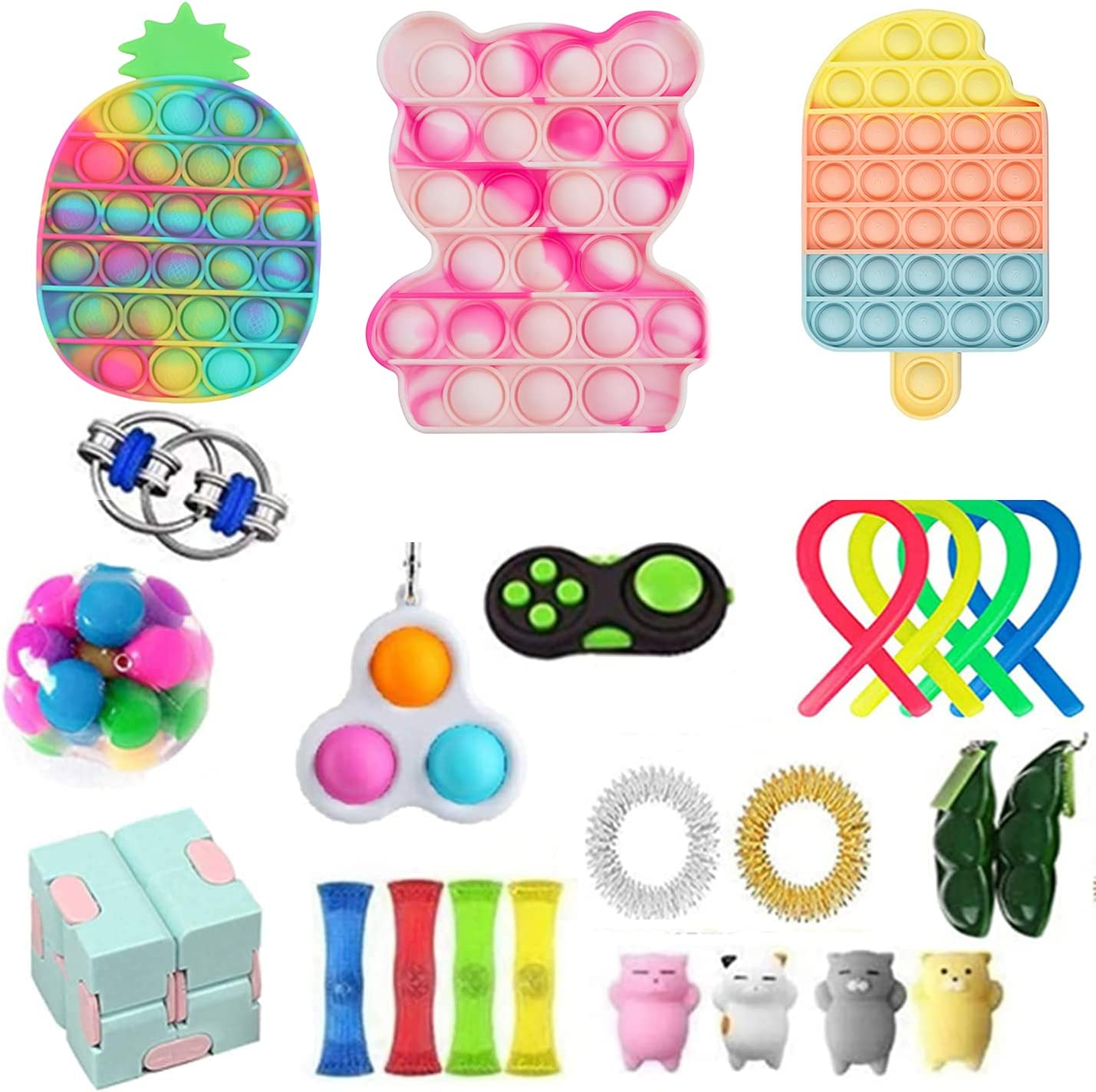Fidget Toy Pack Direct store Cheap Sensory online shopping Stress Relief Toys Se