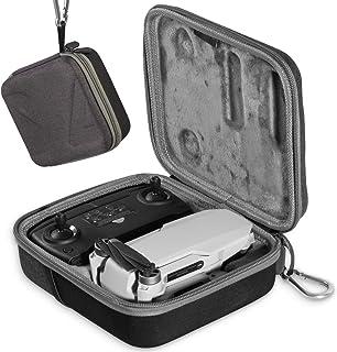 Aboom Portable Case for DJI Mavic Mini Drone with Carabiner, Fit for Mavic Mini, Remote Controller and Accessories
