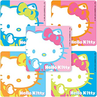 SmileMakers Hello Kitty Warhol Stickers - 100 Per Pack