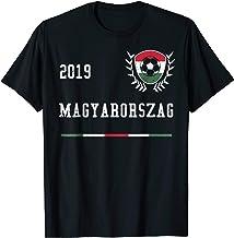 Hungary Football Jersey 2019 Hungarian Soccer T-shirt