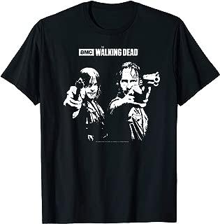 the walking dead tees